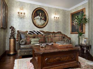 Квартира в Клубном доме Тихвин: Рабочие кабинеты в . Автор – Novik Design