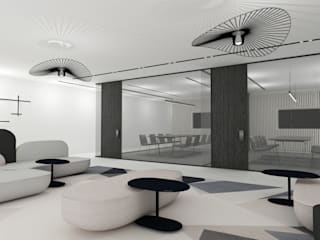 Corporate Interior:  Study/office by Lijn Ontwerp,