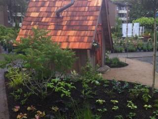 Jardines de estilo  por BECKER Garten- und Landschaftsbau GmbH