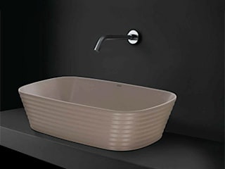 Le Forme - Basin Modern bathroom by queobathrooms Modern