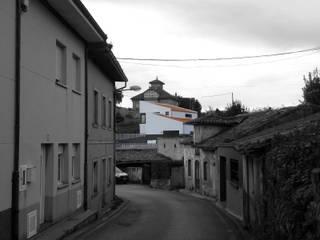 Construcción de una VIVIENDA MODULAR INDUSTRIALIZADA en Asturias de GPVArquitectos Moderno
