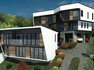 Arq. Rodrigo Culebro Sánchez Modern houses