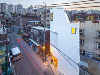 (주)건축사사무소 더함 / ThEPLus Architects Case moderne