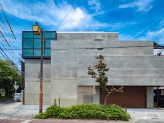 池下の家 モダンな 家 の 株式会社moKA建築工房 モダン
