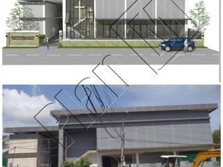 Covenant Hall:  อาคารสำนักงาน by plan mission project