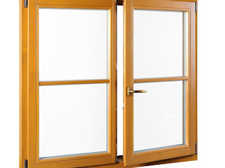 Country style windows & doors by Fensterblick GmbH & Co. KG Country