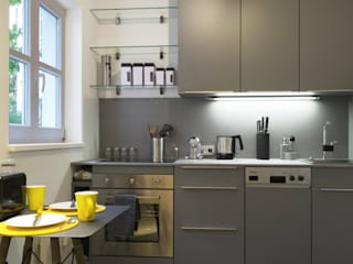 de Lebenstraum-Immobilien GmbH & Co.KG Moderno