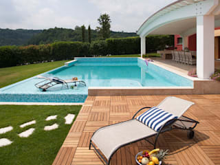 Prendetevi una pausa e rilassatevi...: Hotel in stile  di DEODARA