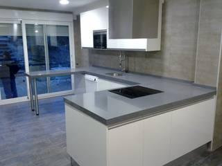 Built-in kitchens by Qdekitchen