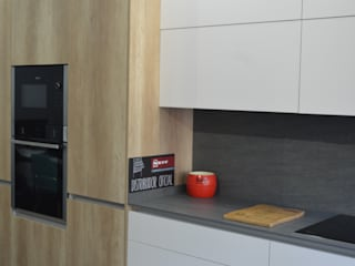 Foto de portada Qdekitchen Cocinas de estilo moderno Acabado en madera