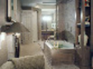 Asian style bathroom by Interior Designer in Indirapuram Asian