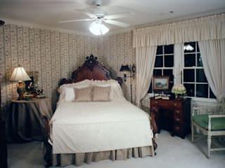 Interior Designer in Indirapuram Asian style bedroom by Interior Designer in Indirapuram Asian
