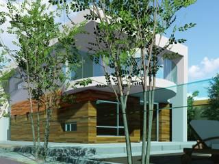 SAL de Dyov Arquitectura NATURAL, Passivhaus concept. 696.663.559 y 653.77.38.06 Moderno