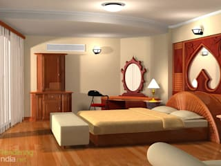 3D Interior Rendering | 3D Architectural Visualization: asian  by 3D Rendering India.net,Asian