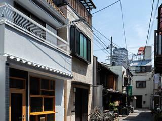 Re:NY ミニマルな 家 の coil松村一輝建設計事務所 ミニマル