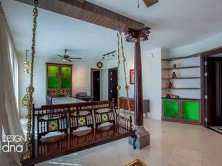 Living Room:   by Design DNA Hyderabad