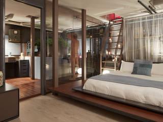 Dormitorios de estilo  por ESTUDIO DE CREACIÓN JOSEP CANO, S.L.