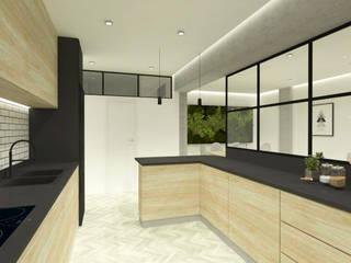 Un piso para Imanol de OC Arquitectura Moderno