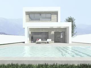 Green Sunset House de OC Arquitectura Moderno