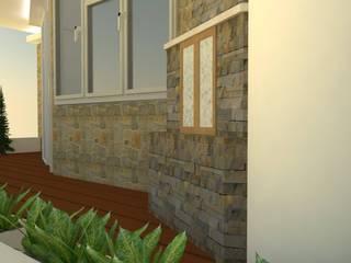 Balkon Tasarımı DETAY MİMARLIK MÜHENDİSLİK İÇ MİMARLIK İNŞAAT TAAH. SAN. ve TİC. LTD. ŞTİ. Balkon