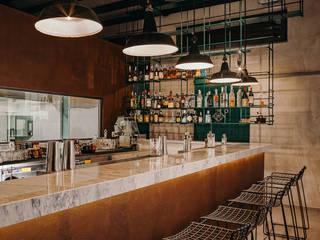 manuarino architettura design comunicazione Bars & clubs Iron/Steel Brown