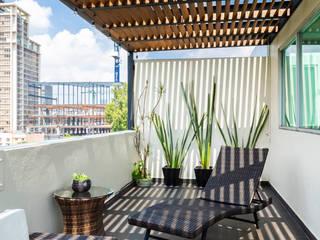 Terrasse von emARTquitectura