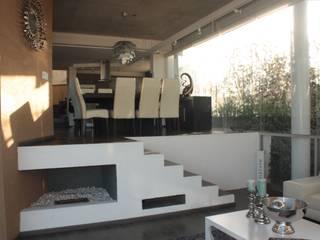 Wohnzimmer von emARTquitectura