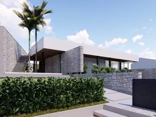 DFG Architetti Associati Jardin moderne