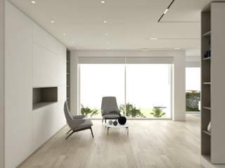 Phòng khách theo DFG Architetti,