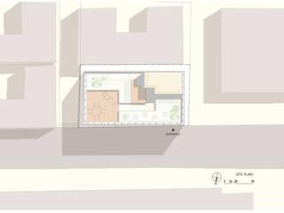 現代  by (주)건축사사무소 더함 / ThEPLus Architects, 現代風