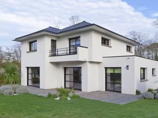 Maison contemporaine Loire Atlantique (44): Maison individuelle de style  par Maisons Arteco