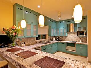 Cocinas modernas de AC Construcciones Moderno