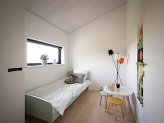 Chambre d'enfant de style  par デンマークハウス,
