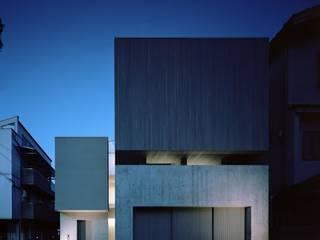 藤原・室 建築設計事務所 Casas modernas