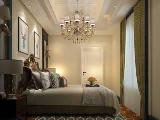 Derya Malkoç İç Mimarlık Classic style bedroom