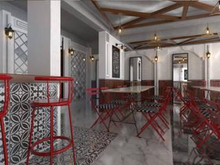 Restaurant Ramazan Yücel İç mimarlık