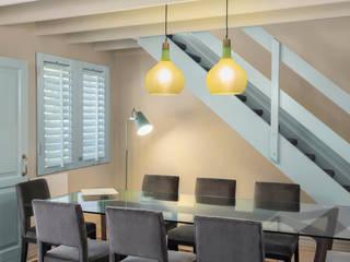 Dining Area Deborah Garth Interior Design International (Pty)Ltd Modern dining room