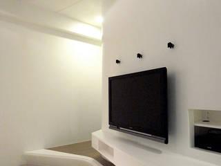 Moderne Wohnzimmer von 形構設計 Morpho-Design Modern