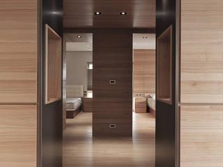 Moderne Ankleidezimmer von 形構設計 Morpho-Design Modern