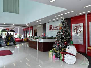 VAN NAM FURNITURE & INTERIOR DECORATION CO., LTD. Classic office buildings