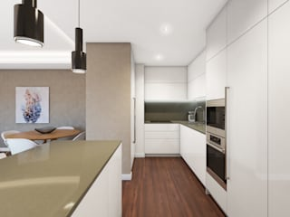 Marvic Projectos e Contrução Civil Muebles de cocinas