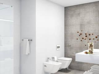 Modern bathroom by Marvic Projectos e Contrução Civil Modern