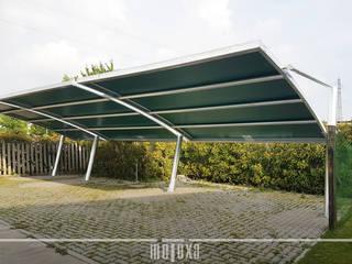 METEXA SAS Tiendas y espacios comerciales Metal Metálico/Plateado
