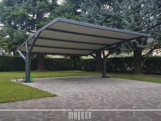 METEXA SAS JardinesAccesorios y decoración Metal Metálico/Plateado