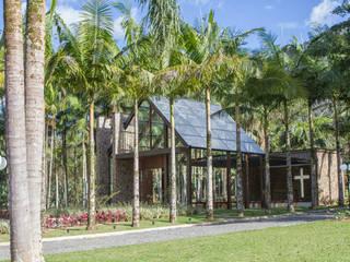 Lieux d'événements ruraux par Estúdio Kza Arquitetura e Interiores Rural
