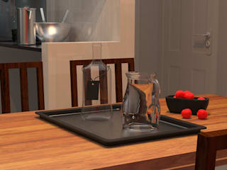 Use of VR to Showcase your concepts and Visualize your dreams.:   by Aatral Creations
