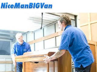 Piano Moving:   by Nice Man BIG Van