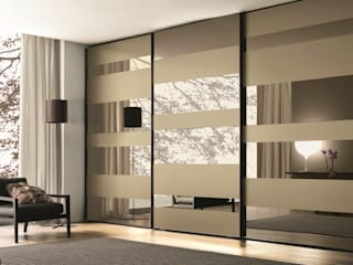 Design Wardrobe :   by KM Furniture Solutions Pvt Ltd