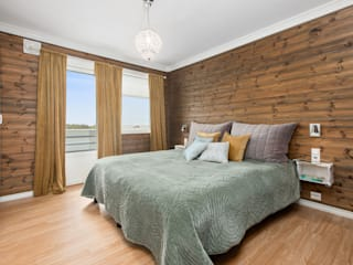 Kamar Tidur oleh KM Furniture Solutions Pvt Ltd, Klasik