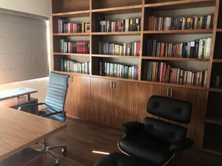 PROVIDENCIA Estudios y despachos modernos de Paola Santarini Moderno